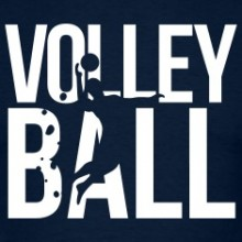 volleybal-volleyball-T-shirts
